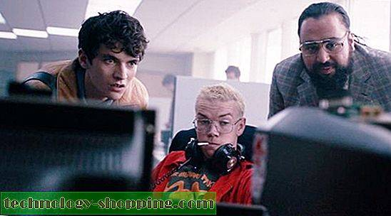 Tonton trailer untuk Black Mirror: Bandersnatch, merilis Friday 28th di Netflix